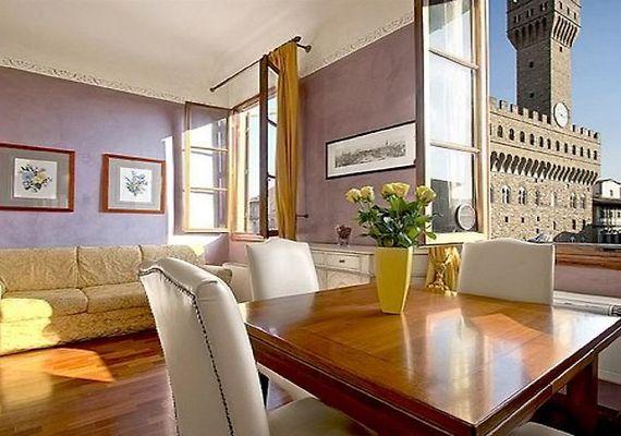 Magic Signoria Apartment Florence